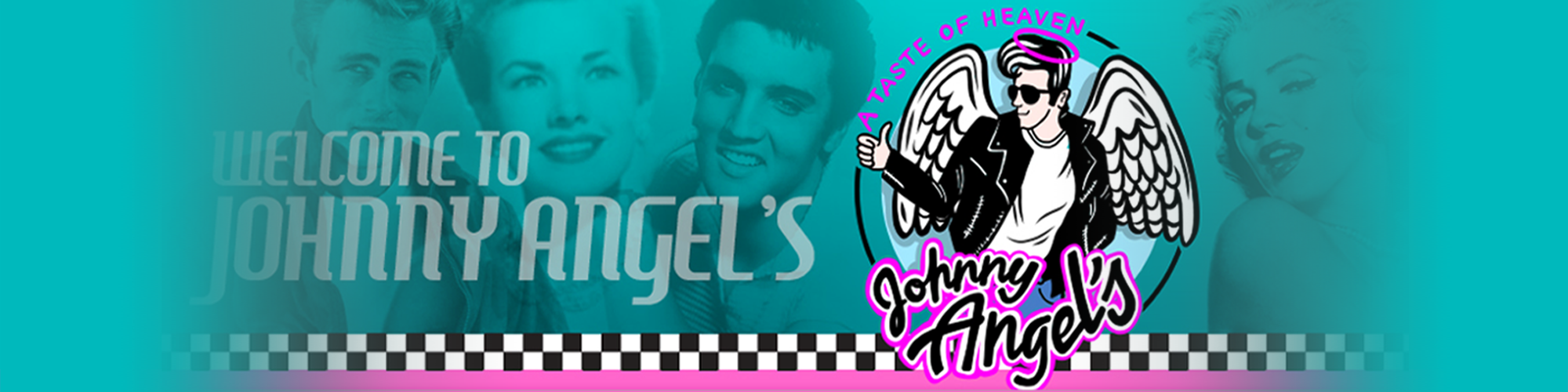 Johnny Angel's Banner